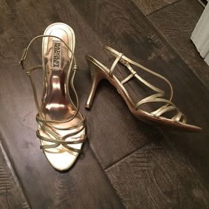 9860256d8cf Badgley Mischka Shoes - Badgley Mischka Ava ll Slingbacks